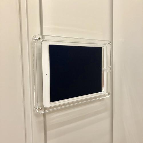 会議室予約システム用iPad壁面固定ケース 1.jpeg