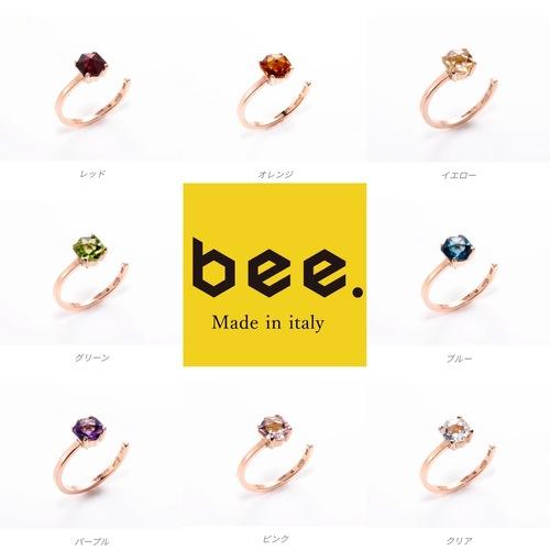 カラーセラピージュエリー bee 8色.JPG