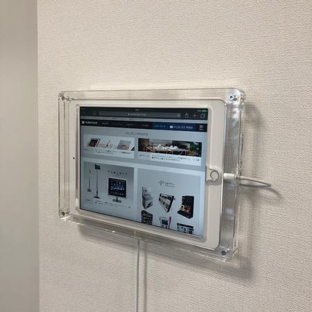 ipad 壁掛け 壁面取り付け ケース (1).jpg