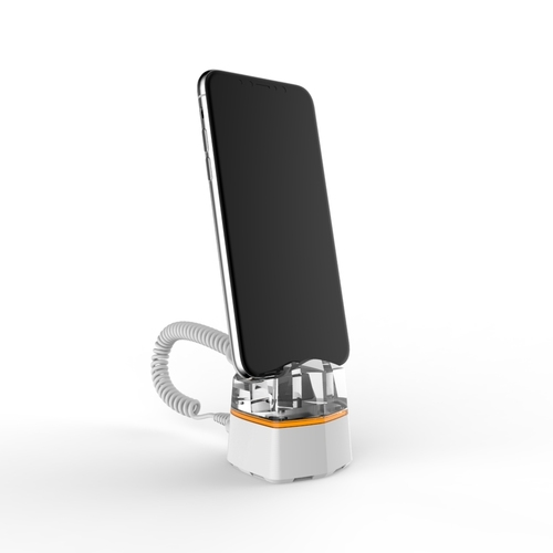 スマートフォン スマホ 携帯電話 盗難防止 展示台 展示スタンド 2