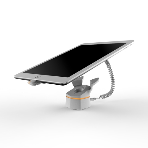 iPad タブレット 展示 盗難防止 展示台 展示スタンド1