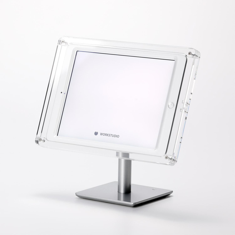 iPadスタンド:デスクトップタイプ